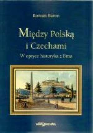 Między Polską i Czechami. W optyce - okładka książki