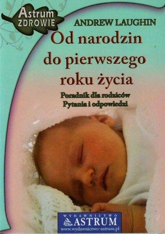 Od narodzin do pierwszego roku - okładka książki