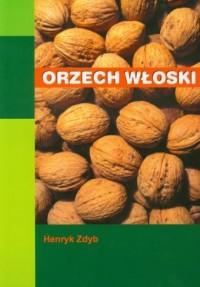 Orzech włoski - okładka książki