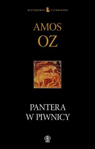 Pantera w piwnicy - okładka książki