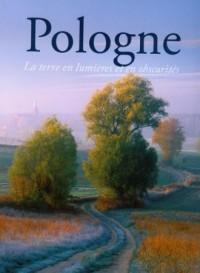 Polska ziemia w światłach i cieniach (wersja fr.) - okładka książki