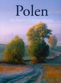 Polska ziemia w światłach i cieniach (wersja niem.) - okładka książki