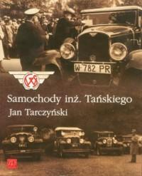 Samochody inż. Tańskiego - okładka książki
