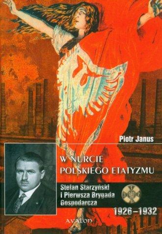 W nurcie polskiego etatyzmu. Stefan - okładka książki