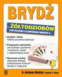 Brydż dla żółtodziobów - okładka książki