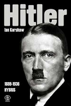 Hitler. Tom 1 - okładka książki