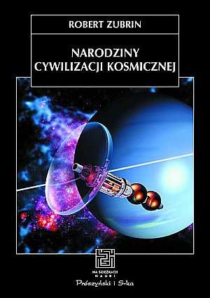 Narodziny cywilizacji kosmicznej - okładka książki