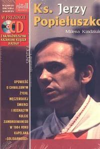 Spotkania z... Ks. Jerzy Popiełuszko (+ CD) - okładka książki
