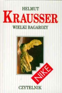 Wielki Bagarozy - okładka książki