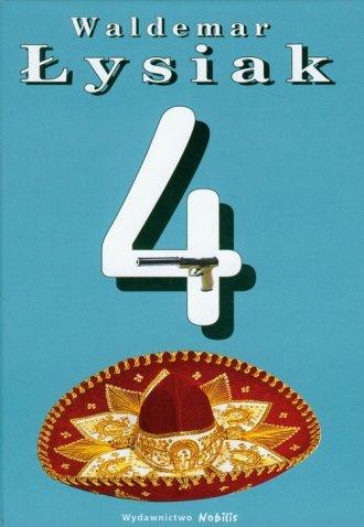 Czwórka - okładka książki