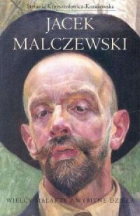Jacek Malczewski - okładka książki