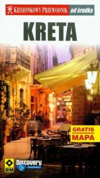 Kieszonkowy przewodnik. Kreta - okładka książki