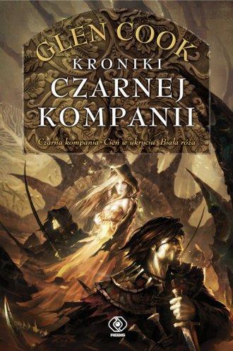 Kroniki Czarnej Kompanii - okładka książki