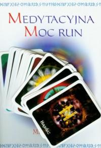 Medytacja. Moc Run (+ karty) - okładka książki