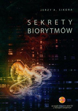 Sekrety biorytmów (+ CD) - okładka książki
