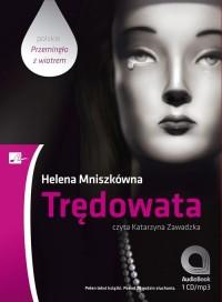 Trędowata (CD mp3) - pudełko audiobooku