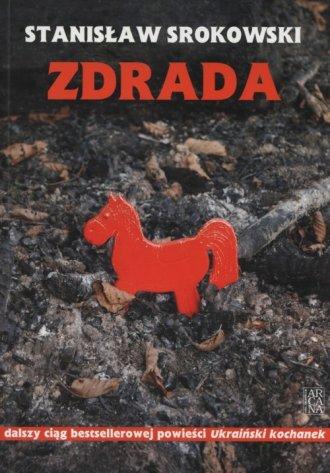 Zdrada - okładka książki
