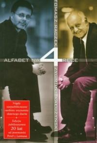 Alfabet na 4 ręce - Tomasz Raczek - okładka książki