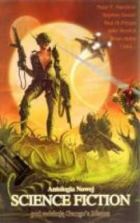 Antologia Nowej Science Fiction - okładka książki