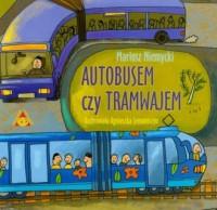 Autobusem czy tramwajem - Mariusz - okładka książki