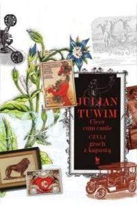 Cicer cum caule czyli groch z kapustą - okładka książki
