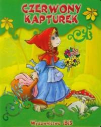 Czerwony Kapturek - Wydawnictwo - okładka książki