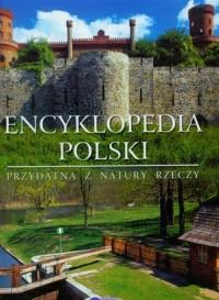 Encyklopedia Polski - Wydawnictwo - okładka książki