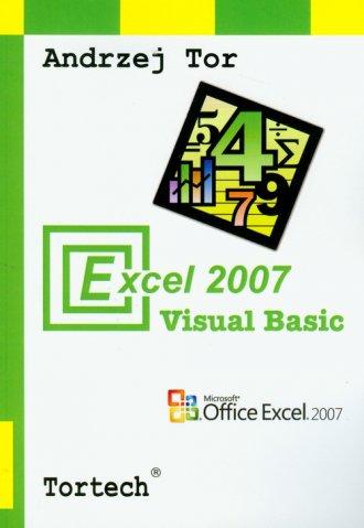 Execel 2007 Viual Basic - okładka książki