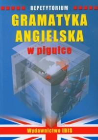Gramatyka angielska w pigułce. - okładka podręcznika