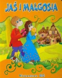 Jaś i Małgosia - Wydawnictwo IBIS - okładka książki