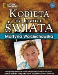 Kobieta na krańcu świata (z autografem) - okładka książki