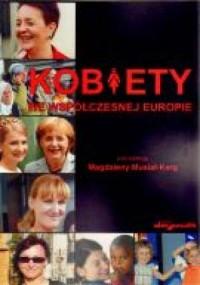 Kobiety we współczesnej Europie - okładka książki