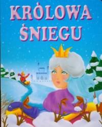 Królowa Śniegu - Wydawnictwo IBIS - okładka książki