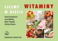 Liczmy witaminy w diecie - okładka książki
