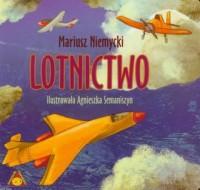 Lotnictwo - Mariusz Niemycki - okładka książki