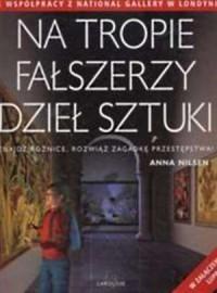 Na tropie fałszerzy dzieł sztuki - okładka książki