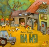 Na wsi - Mariusz Niemycki - okładka książki