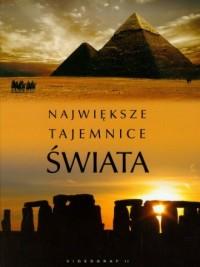 Największe tajemnice świata - Andrzej - okładka książki