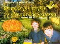 O mądrym jeżyku z nałęczowskiego - okładka książki