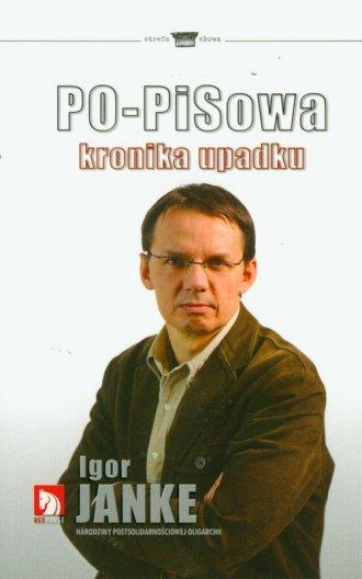 PO - PISowa kronika upadku - okładka książki
