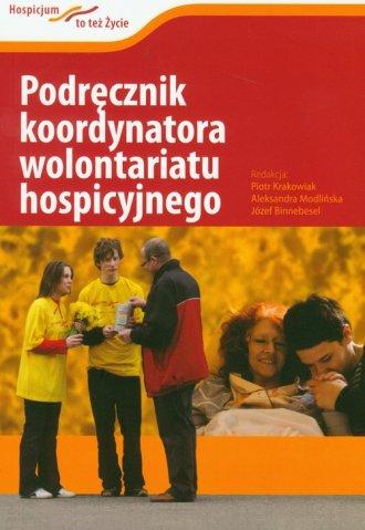 Podręcznik koordynatora wolontariatu - okładka książki
