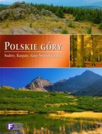 Polskie góry - Wydawnictwo Pascal - okładka książki