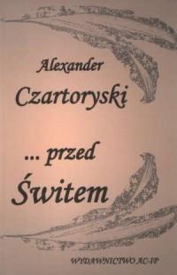 ... przed Świtem - okładka książki