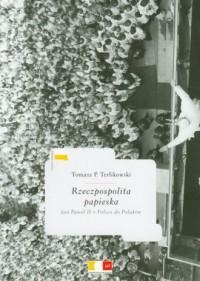 Rzeczpospolita papieska - Tomasz - okładka książki