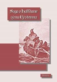 Saga o Halfdanie, synu Eysteinna - okładka książki