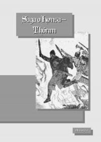 Saga o Honsa Torim - okładka książki