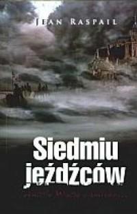 Siedmiu jeźdźców - okładka książki