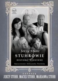Stuhrowie. Historie rodzinne - - pudełko audiobooku