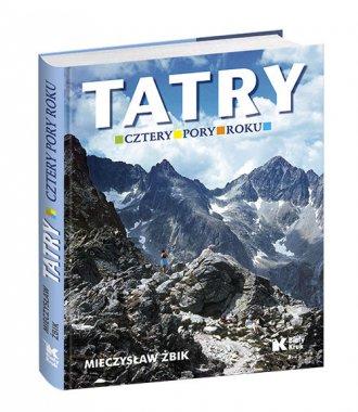 Tatry. Cztery pory roku - okładka książki