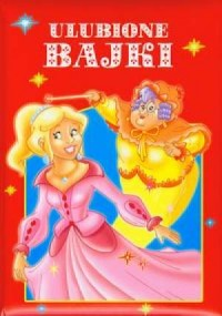 Ulubione bajki - Wydawnictwo Book - okładka książki